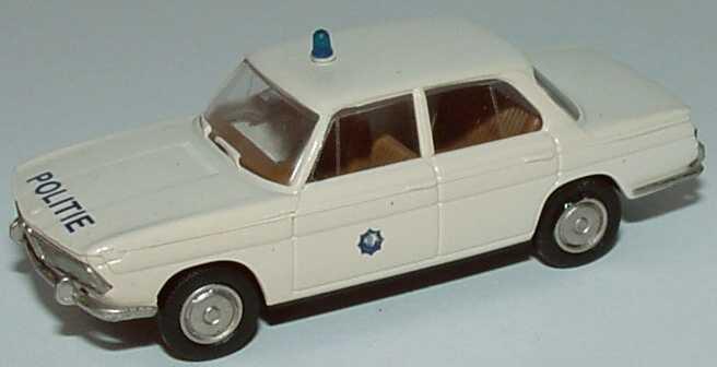 Foto 1:87 BMW 2000 Politie Brekina