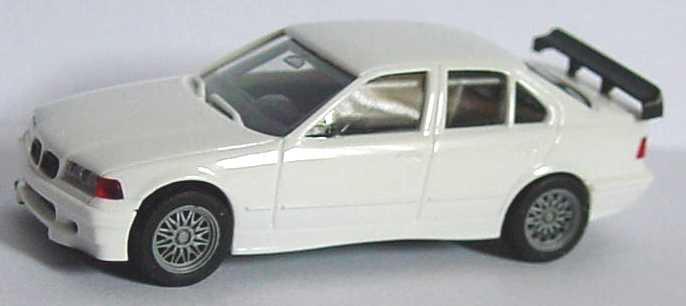 Foto 1:87 BMW 318iS STW (E36) weiß herpa 021869