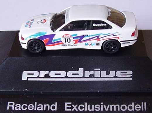 Foto 1:87 BMW 318i Coupé (E36) BTC 1992 Prodrive Nr.10, Tim Sugden herpa 20-93002