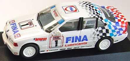 Foto 1:87 BMW 318i (E36) BTCC 1994 Schnitzer, Fina Nr.1, J. Winkelhock herpa 182843