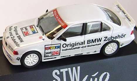 Foto 1:87 BMW 320i (E36) STW 1997 Original BMW ... Nr.26, Menzel herpa 037112