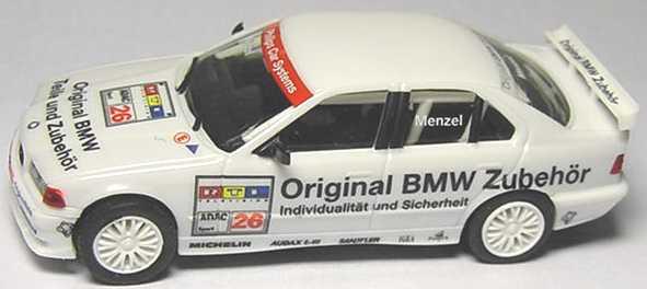 Foto 1:87 BMW 320i (E36) STW 1997 Original BMW ... Nr.26, Menzel (ohne PC-Box) herpa 037112