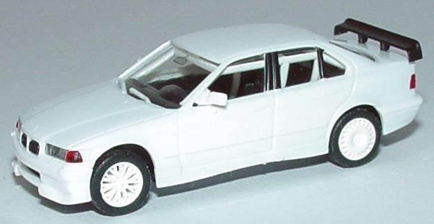 Foto 1:87 BMW 320i STW (E36) weiß herpa 022446