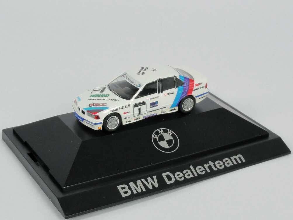 Foto 1:87 BMW 325i (E36) BMW Dealerteam Nr.1, Coreuser herpa