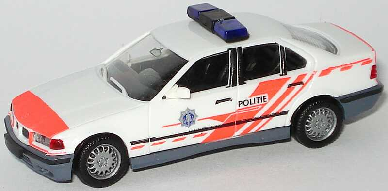 Foto 1:87 BMW 325i (E36) Politie herpa