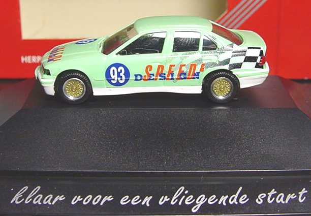 Foto 1:87 BMW 325i (E36) Speed & Design Nr.93 herpa