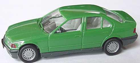 Foto 1:87 BMW 325i (E36) grün herpa 020892