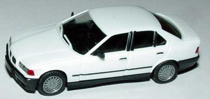 Foto 1:87 BMW 325i (E36) weiß herpa 021036