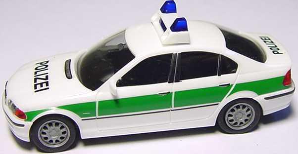 Foto 1:87 BMW 328i (E46) Polizei herpa