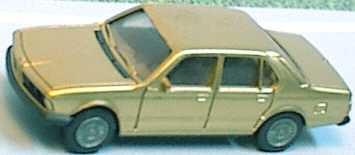 Foto 1:87 BMW 745i (E23) gold-met. (aus Warsteiner-Set) herpa 3027