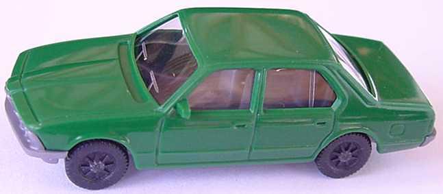 Foto 1:87 BMW 745i (E23) grün Fleischmann
