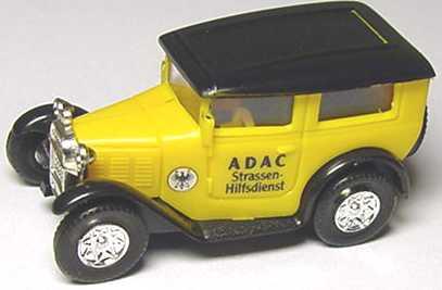 Foto 1:87 BMW Dixi ADAC Strassen-Hilfsdienst Brekina 15210