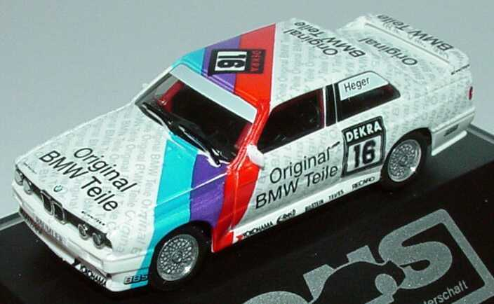 bmw m3 e30 dtm 1992 schnitzer original bmw teile. Black Bedroom Furniture Sets. Home Design Ideas