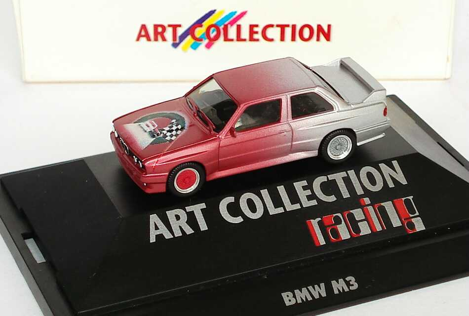 Foto 1:87 BMW M3 (E30) Racing (Art Collection) herpa 045049