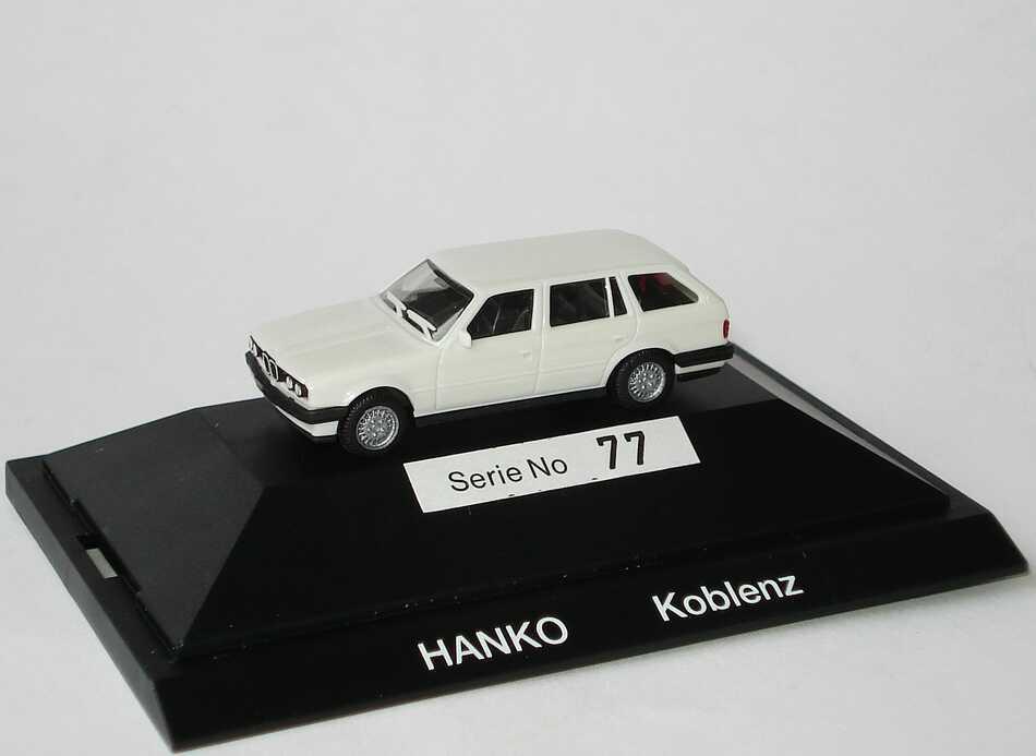 1 87 bmw setpackung hanko koblenz 7 modelle limited. Black Bedroom Furniture Sets. Home Design Ideas