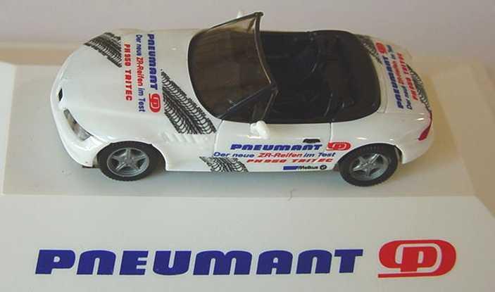 Foto 1:87 BMW Z3 Pneumant - Der neue ZR-Reifen im Test - PN 950 TRITEC herpa