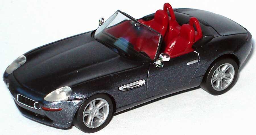 Foto 1:87 BMW Z8 anthrazit-met. herpa 032896