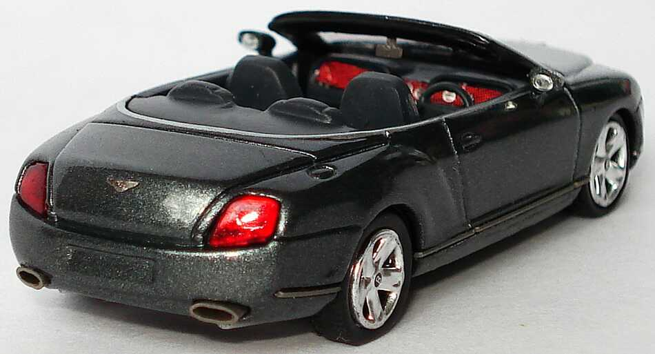 Foto 1:87 Bentley Continental GTC tungstengrey-met. Spark 87S061