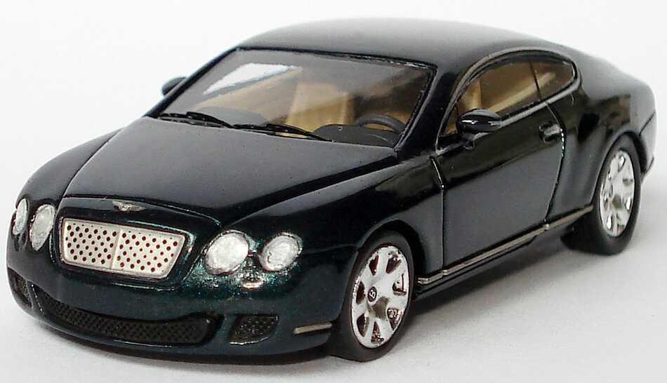 Foto 1:87 Bentley Continental GT barnatogreen-met. Spark 87S060