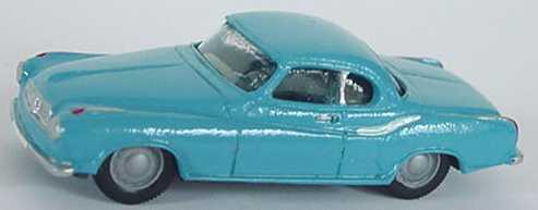 Foto 1:87 Borgward Isabella Coupé himmelblau Artapo S01