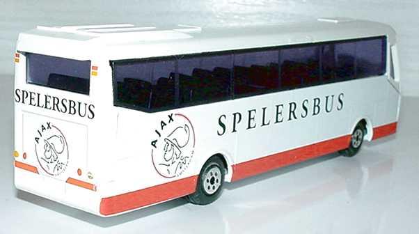 Foto 1:87 Bova Futura Ajax Amsterdam Spelerbus efsi
