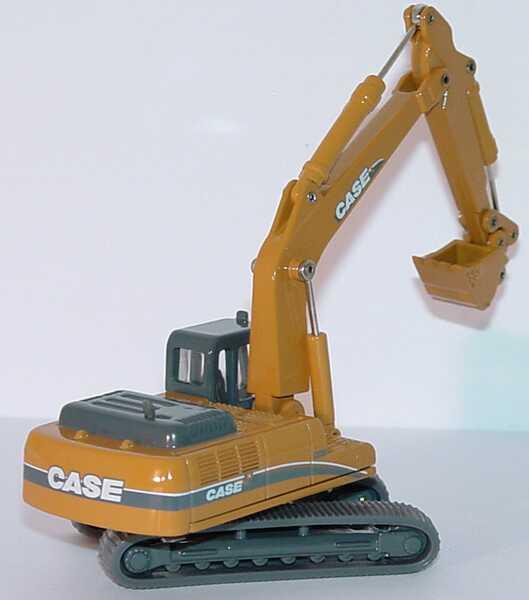Foto 1:87 Case CX330 Kettenbagger Case-gelb Norscot 21001