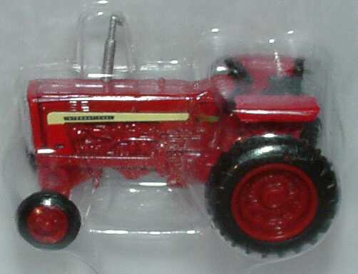 Foto 1:87 Case IH 756 Vintage Tractor rot Walthers 4254