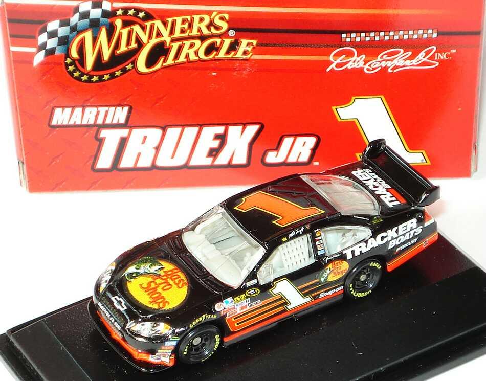 Foto 1:87 Chevrolet Impala SS NASCAR 2008 Dale Earnhardt, Bass Pro Shops Nr.1, Martin Truex Jr. Winners Circle 70543