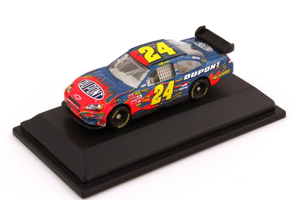 Foto 1:87 Chevrolet Impala SS NASCAR 2008 Hendrick Motorsports, Dupont Nr.24, Jeff Gordon Winners Circle 70527