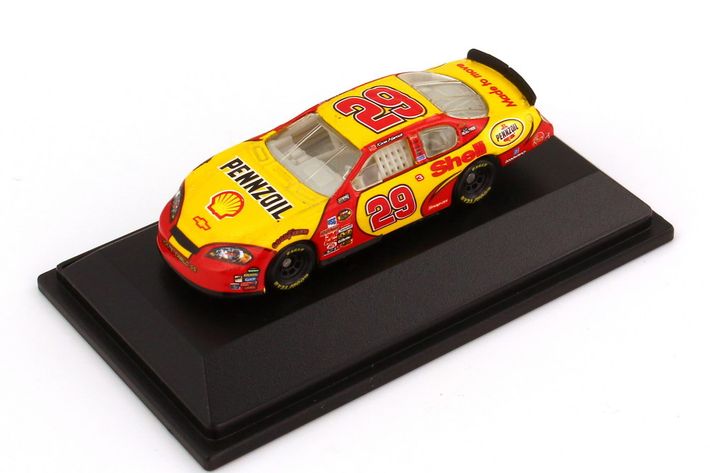 Foto 1:87 Chevrolet Monte Carlo SS NASCAR 2007 RCR, Pennzoil, Shell Nr.29, Kevin Harvick Winners Circle 47991