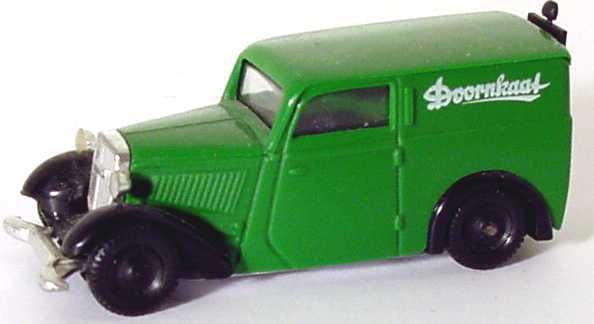 Foto 1:87 DKW F7 Kastenwagen Doornkaat Brekina