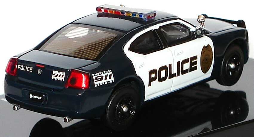 Foto 1:87 Dodge Charger (2006) Police Ricko 38868
