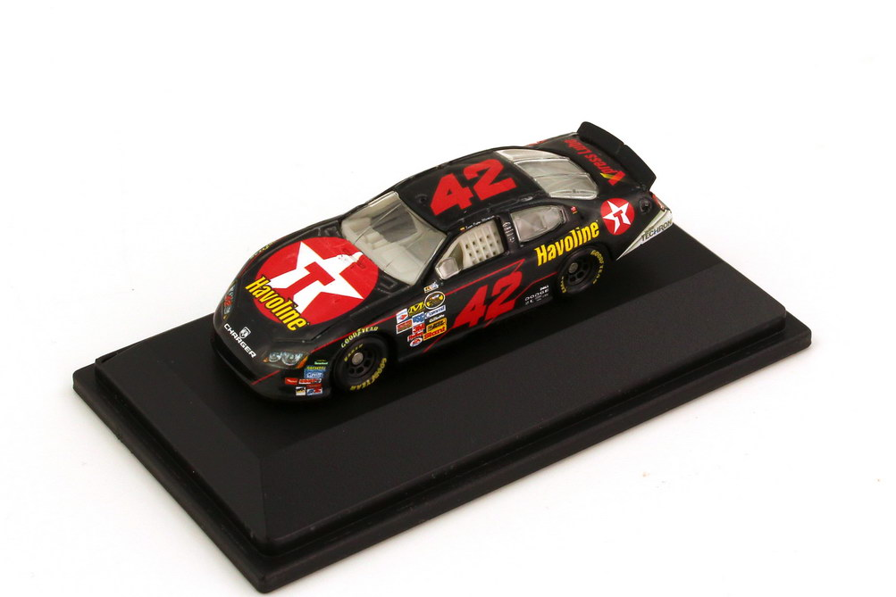 Foto 1:87 Dodge Charger NASCAR 2007 Chip Ganassi Racing, Texaco Havoline Nr.42, Juan Pablo Montoya Winners Circle 47956