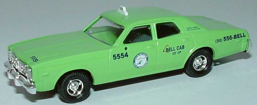 Foto 1:87 Dodge Monaco Taxi Bell Cab L.A. Los Angeles Busch 46615