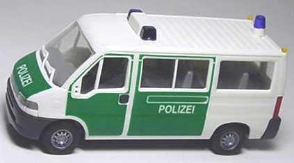 Foto 1:87 Fiat Ducato Bus Polizei Busch 47323