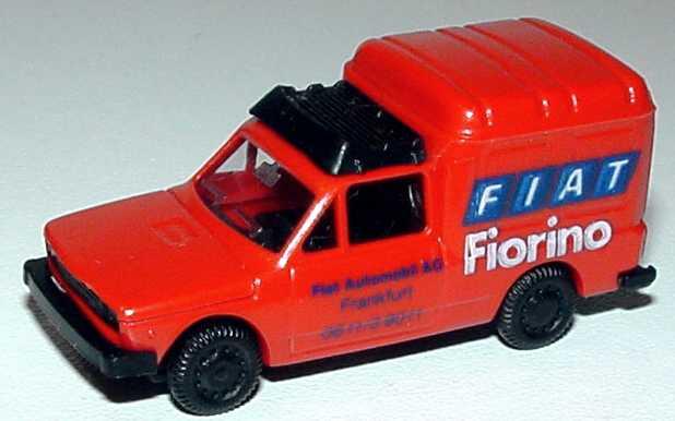 Foto 1:87 Fiat Fiorino Fiat Automobil AG Frankfurt Praliné