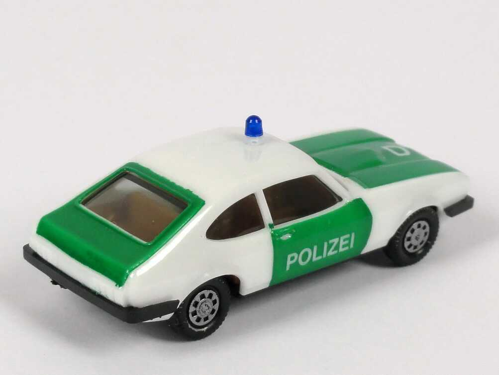 Foto 1:87 Ford Capri Mk III 3.0 Ghia Polizei DT herpa