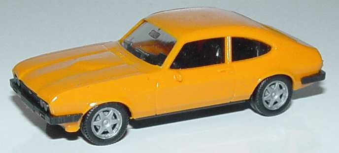Foto 1:87 Ford Capri Mk III 3.0 Ghia orange herpa 2005