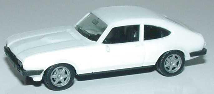 Foto 1:87 Ford Capri Mk III 3.0 Ghia weiß herpa 2005