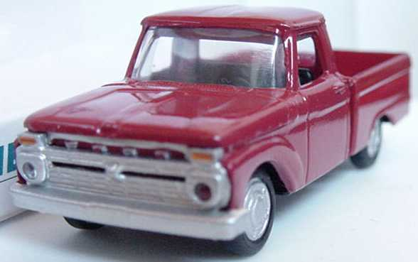 Foto 1:87 Ford F-100 Pickup (1961) altrot Walthers 933-1210