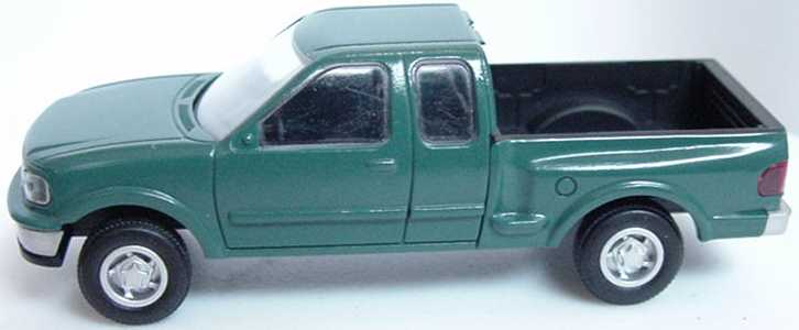 Foto 1:87 Ford F-150 Flare Side (1997) pacificgreen Atlas 1263