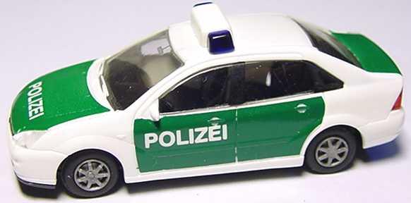 Foto 1:87 Ford Focus Stufenheck Polizei Rietze