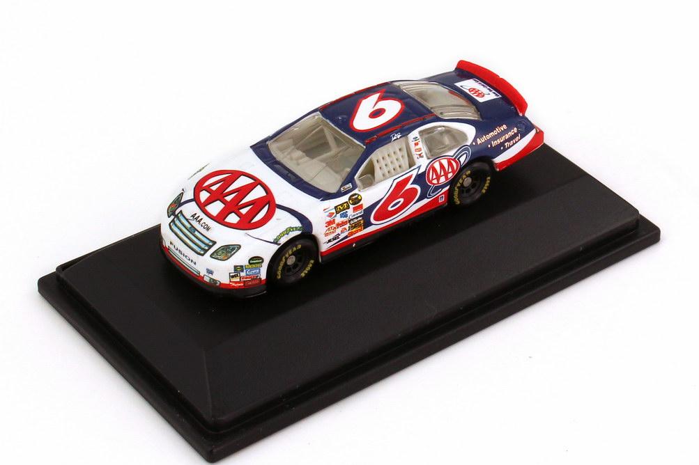 Foto 1:87 Ford Fusion NASCAR 2007 Roush Racing, AAA Nr.6, David Ragan Winners Circle 64515