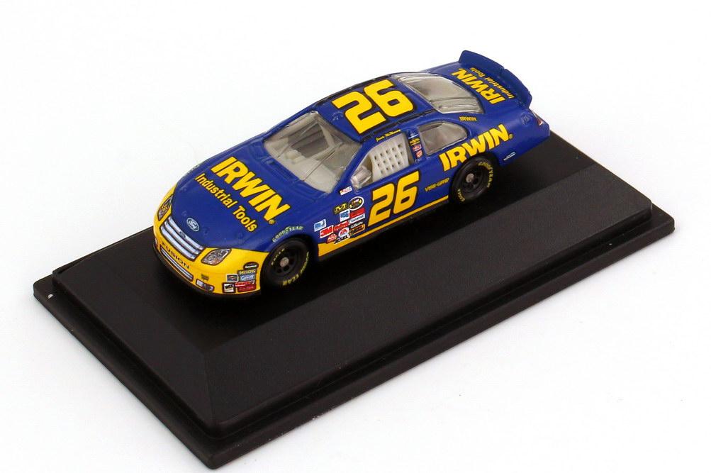 Foto 1:87 Ford Fusion NASCAR 2007 Roush Racing, Irwin Nr.26, Jamie McMurray Winners Circle 47870