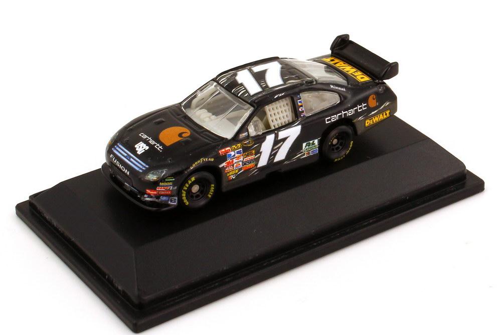 Foto 1:87 Ford Fusion NASCAR 2008 Roush Racing, Carhartt, DeWalt Nr.17, Matt Kenseth Winners Circle 89912