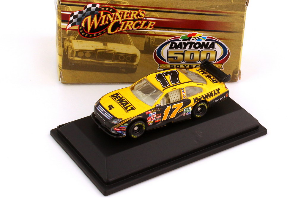 Foto 1:87 Ford Fusion NASCAR 2008 Roush Racing, DeWalt Nr.17, Matt Kenseth (Daytona 500 Edition) Winners Circle 70472
