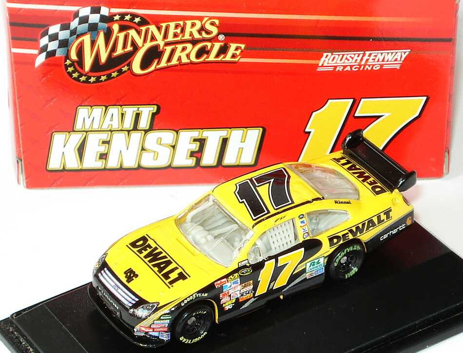 Foto 1:87 Ford Fusion NASCAR 2008 Roush Racing, DeWalt Nr.17, Matt Kenseth Winners Circle 70533