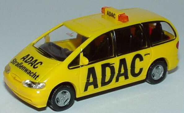 Foto 1:87 Ford Galaxy ADAC Straßenwacht Wiking 07804