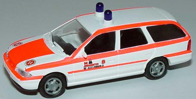 Foto 1:87 Ford Mondeo Turnier Die Johanniter Köln Rietze 50582
