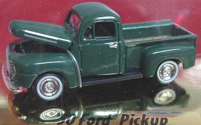 Foto 1:87 Ford F-1 Pickup (1950) grün Classic Metal Works 30104